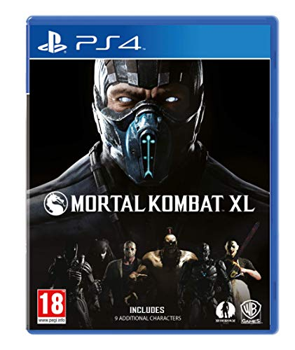 Mortal Kombat XL [Importación Inglesa]