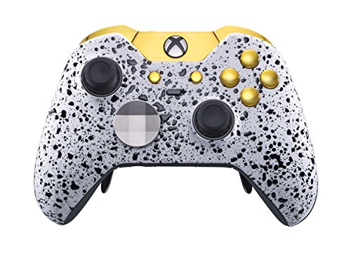 Elite Controller - 3D White/Gold Edition (Xbox One)