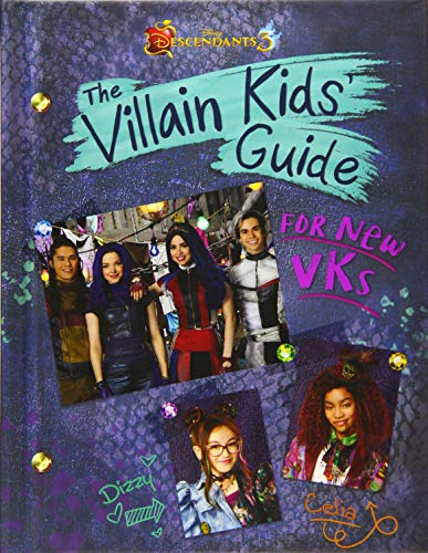 Descendants 3 The Villian Kids Book