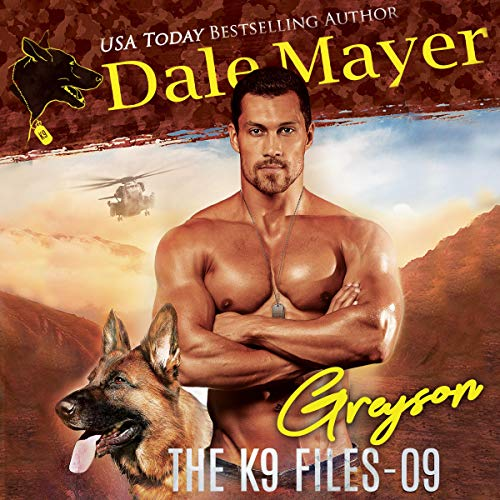 Greyson Audiobook By Dale Mayer cover art