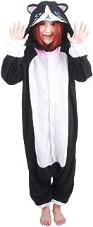 wotogold Pigiama di Cane Husky Animale Costumi Cosplay per Adulti Unisex