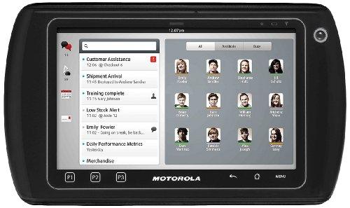 motorola ET1 Enterprise Tablet - Tablet - Android 2.3.4-4 GB - 17.8 cm (7