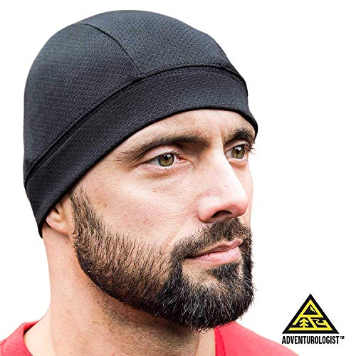 Adventurologist Skull Caps (2 Pack) Black