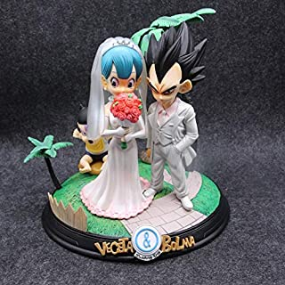 Anime Dragon Ball Z Vegeta & Bulma 10