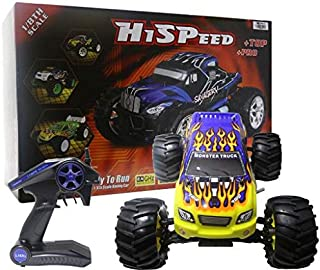 94083 Remote Controlled  1/8 Scale Nitro Powered Monster Truck