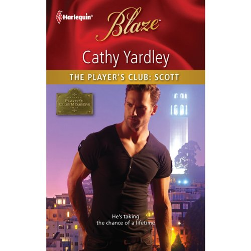 The Player's Club: Scott audiobook cover art