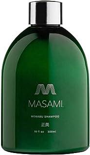 MASAMI Mekabu Hydrating Shampoo: Sulfate-Free, Paraben-Free, Vegan