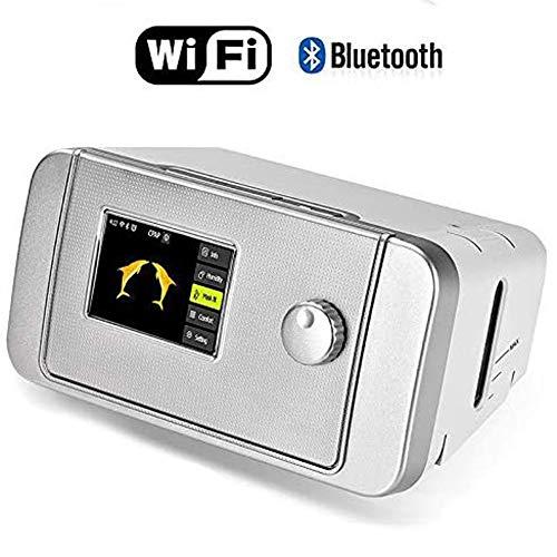 Anti Schnarchen Geräte Tragbare CPAP Automatik mit Maske Schlauch, schnarch Lösung, Startseite Luftfilter Luftbefeuchter für Schlaf-Apnoe, Luftreiniger Schlafmittel
