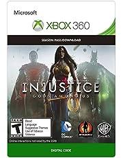 Injustice: Gods Among Us Season pass | Xbox 360 - Código de descarga