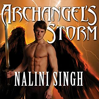 Archangel's Storm     Guild Hunter, Book 5              By:                                                                                                                                 Nalini Singh                               Narrated by:                                                                                                                                 Justine Eyre                      Length: 11 hrs and 18 mins     1,410 ratings     Overall 4.6