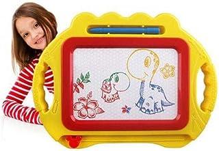 マジックテーブル、カラー消去可能な磁気ボードマジック画板、落書きスケッチパッド黒板キッズギフト3 4 5歳
