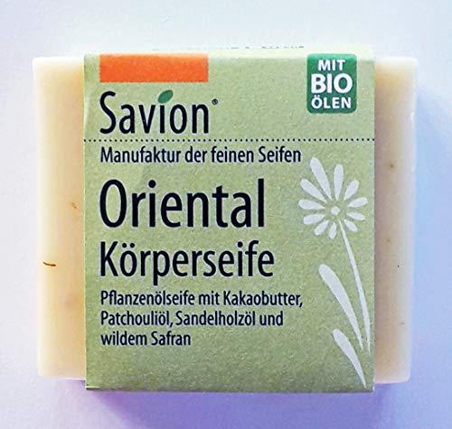 Savion Oriental Seife 80g
