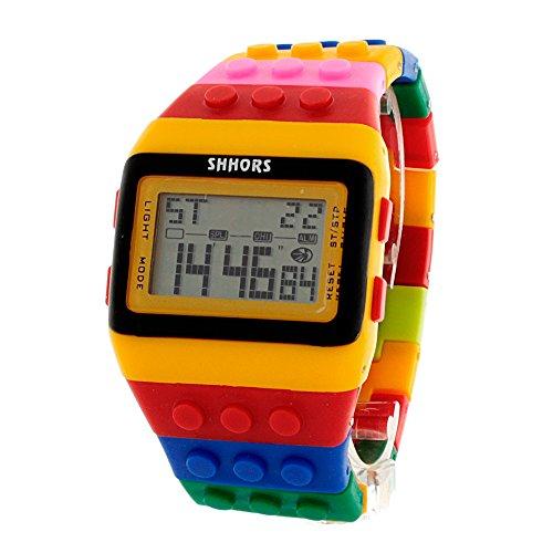 El Mejor Listado de Reloj Lego favoritos de las personas. 1