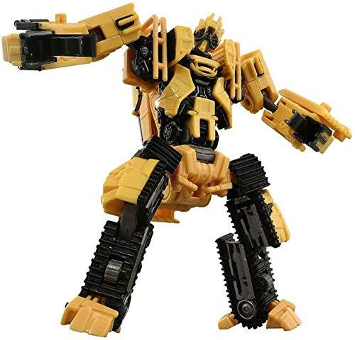 Optimus Prime Spielzeug Transformers Toys Robot Hercules Deformation Toy King Kong Slag Slag Rolling Rage Bulldozer Ingeniería Modelo de vehículo para niños Regalos de cumpleaños para niños Niñas Tran
