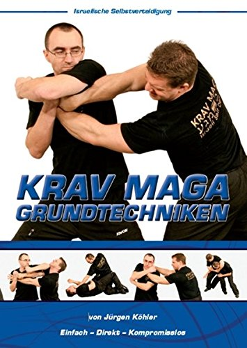 Krav Maga Grundtechniken - Israelische Selbstverteidigung