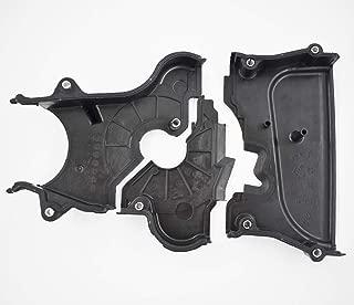 labwork New Engine Timing Cover Set Z50110511 B66010521B B66010501E for 95-01 Mazda Protege 1.5L