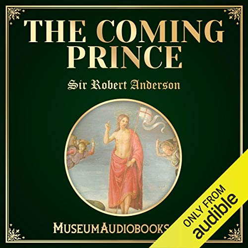 The Coming Prince audiobook cover art