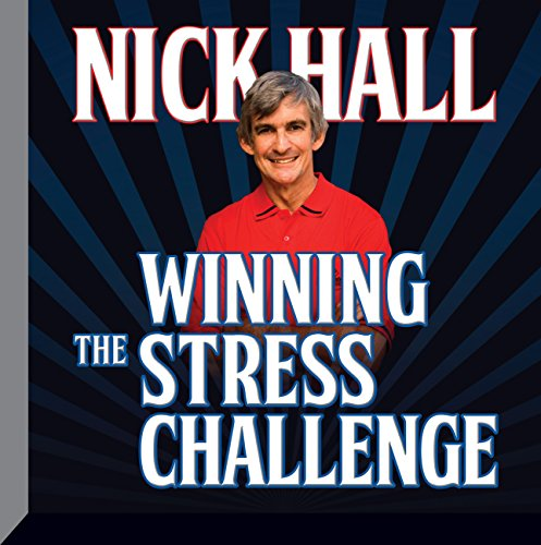 Winning the Stress Challenge cover art