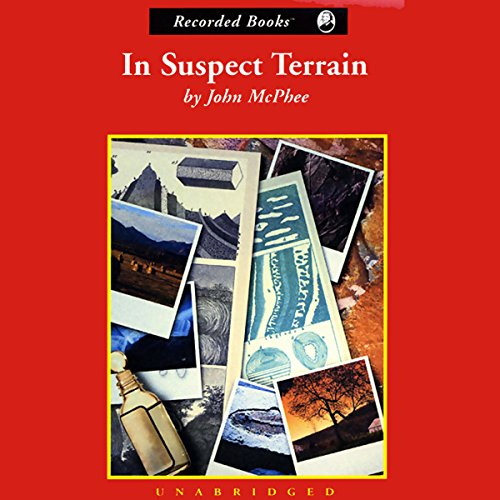 In Suspect Terrain audiobook cover art