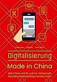 Expert Marketplace - Prof. Dr. Claudia Bünte - Digitalisierung Made in China: Wie China mit KI und Co. Wirtschaft, Handel und Marketing transformiert.