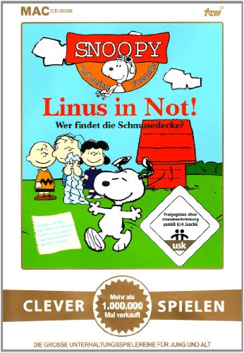 Clever Spielen MAC : Snoopy [import allemand]