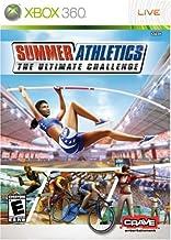 Summer Athletics The Ultimate Challenge - Xbox 360 (Jewel ca