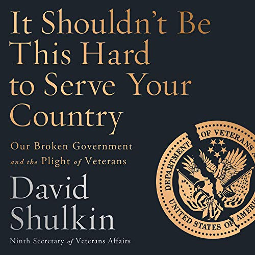It Shouldn't Be This Hard to Serve Your Country cover art