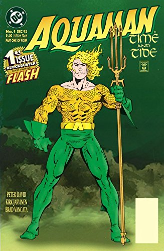 Aquaman: Time and Tide #1 (of 4) (English Edition)