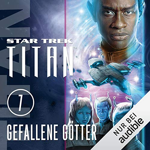 Gefallene Götter     Star Trek Titan 7              By:                                                                                                                                 Michael A. Martin                               Narrated by:                                                                                                                                 Detlef Bierstedt                      Length: 9 hrs and 30 mins     Not rated yet     Overall 0.0