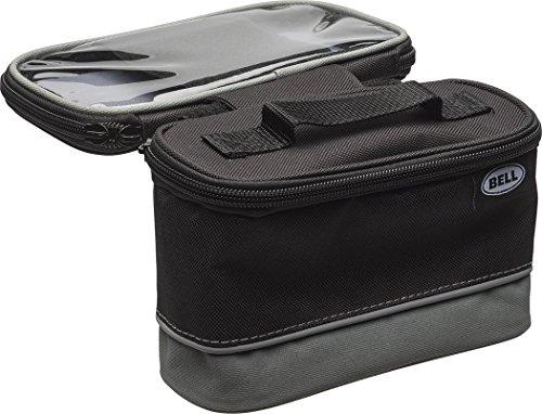 Bell Stowaway 700 Handlebar Bag, Black Charcoal