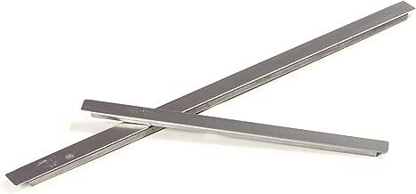 Carlisle 6070A DuraPan Stainless Steel Steam Table Pan Adapter Bar, 20.5