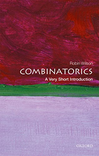 Combinatorics: A Very Short Introduction (Very Short Introductions) (English Edition)
