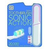 Go Travel - Design Go Brosse à dents électrique Mauve