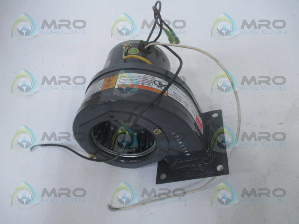 Dayton 1TDN5 Blower discount Oklahoma City Mall 53 CFM Amp RPM 115V 3388 0.30