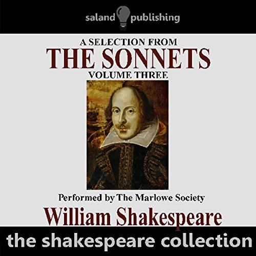 The Sonnets Volume 3 cover art