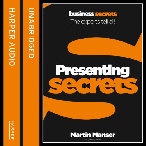 Presentation Secrets cover art