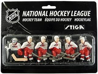 NHL Carolina Hurricanes Table Top Hockey Game Players Team Pack