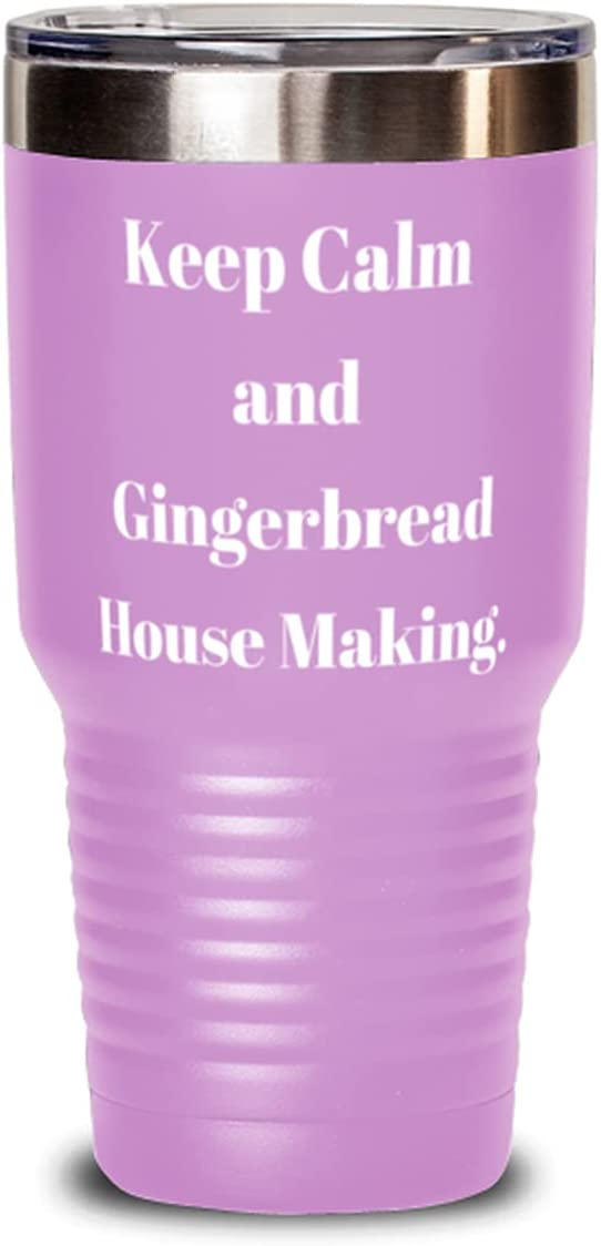 Fees free Special Gingerbread House Making and Keep half Calm Hous