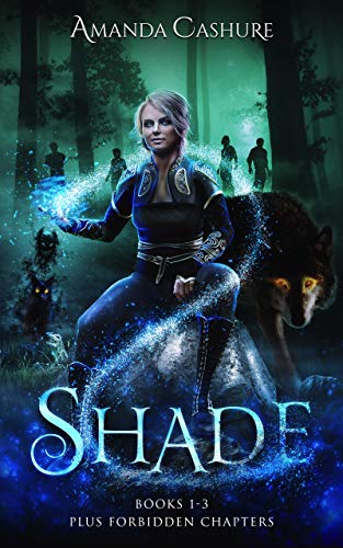 Shadows and Shade books 1-3 Box Set: Including Forbidden Content (English Edition)