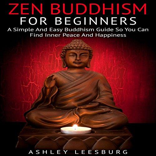 Zen Buddhism for Beginners cover art