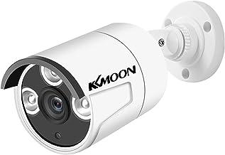 Moniss 2.0MP 1080P Câmera Analógica Câmera de Segurança Sistema de Vigilância Detecção Inteligente de Movimento e Sistema ...