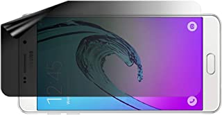 Celicious Privacy Lite (Landscape) 2-Way Anti-Glare Anti-Spy Filter Screen Protector Film Compatible with Samsung Galaxy A...