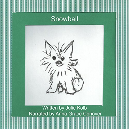 Snowball audiobook cover art