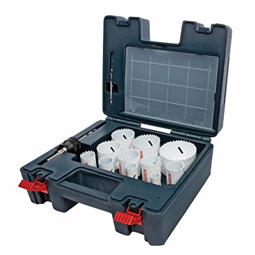25-Piece Master Bi-Metal Hole Saw Kit HB25M by Bosch