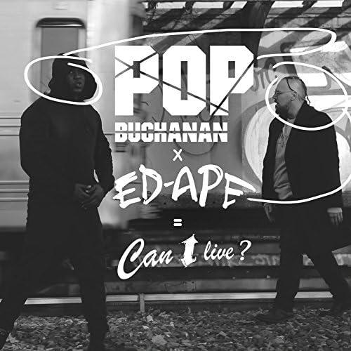 Pop Buchanan feat. ED-APE