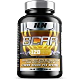 Iron Labs Nutrition, BCAA - 2400mg BCAAs per Serving x 30 Servings