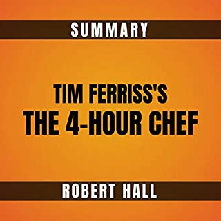 Summary: Tim Ferriss's The 4-Hour Chef cover art