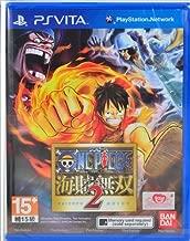 One Piece Kaizoku Musou 2 (Chinese Version) [Region Free Asia Pacific Edition] PlayStation Vita PS Vita PSV GAME