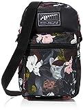 PUMA Academy Portable Bandolera, Adultos Unisex, Black-Floral AOP, OSFA