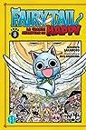 Fairy Tail - La grande aventure de Happy, tome 8 par Sakamoto
